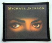 Michael Jackson - 'Eyes' Printed Patch